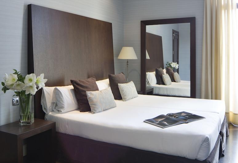 Hotel Internacional Ramblas Atiram, Barcelona, Quarto conforto (cool twin 1 or 2 pax), Quarto