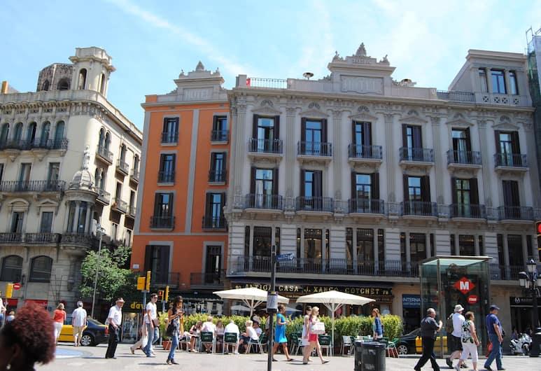 Hotel Internacional Ramblas Atiram, Barcelone, Vue aérienne