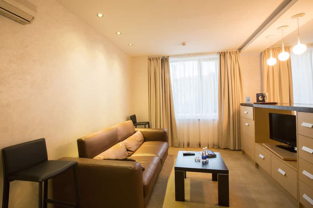 Junior Studio - Living Room
