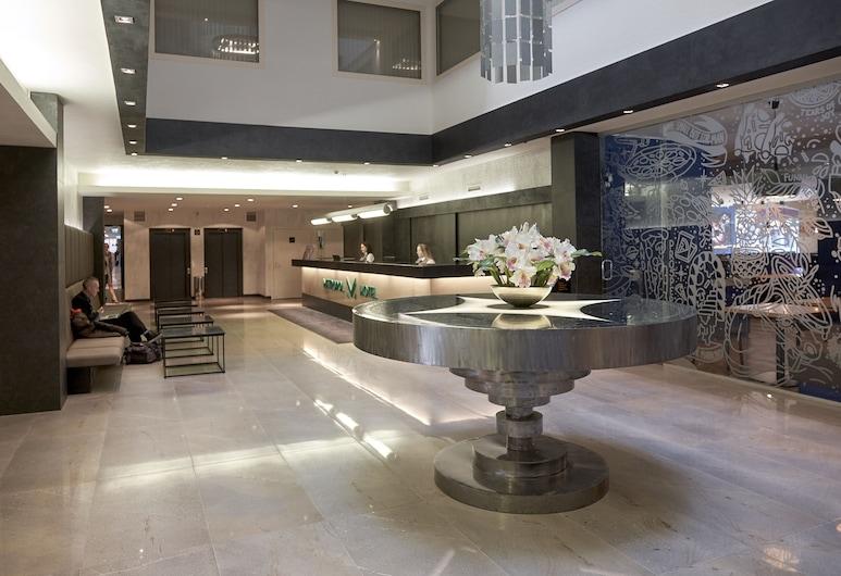 Hotel Metropol, Tallinna, Sisäänkäynti