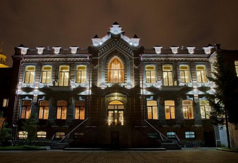 Business-Center Parus, Khabarovsk, Hotellets front