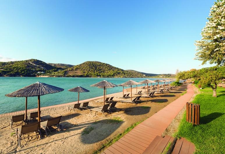 甜蜜閣樓河濱溫德姆酒店, Markopoulo Mesogaias, 海灘