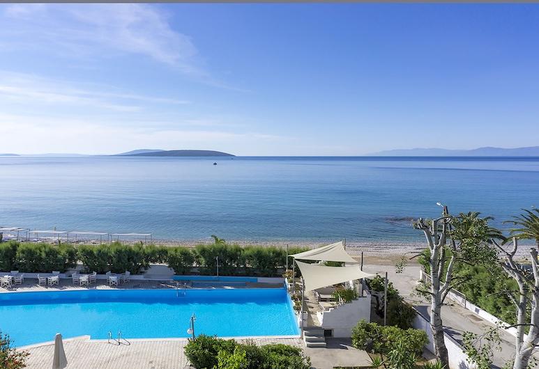 The Grove Seaside Hotel, Nafplio, Pláž