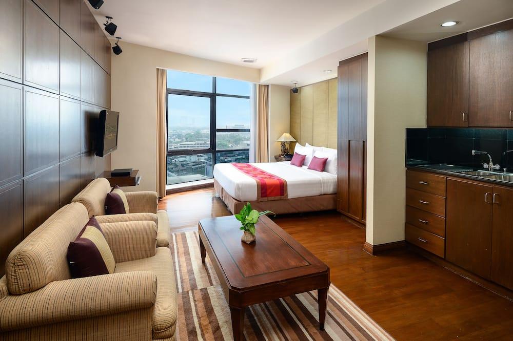 Deluxe Premium Studio - Powierzchnia mieszkalna