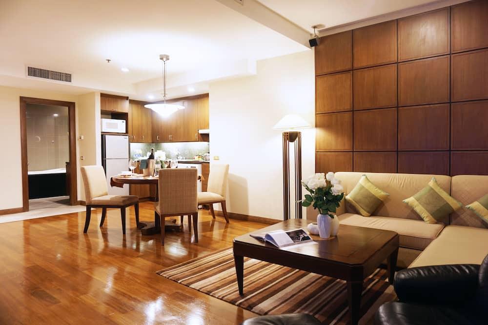 Apartament rodzinny typu Suite - Salon