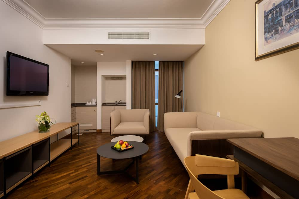 Suite King - Living Area