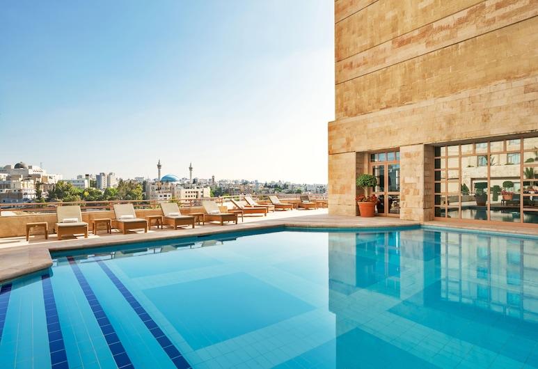 Grand Hyatt Amman, Amman, Piscine en plein air