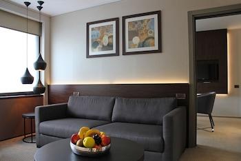 Kuva Crowne Plaza Geneva-hotellista kohteessa Meyrin