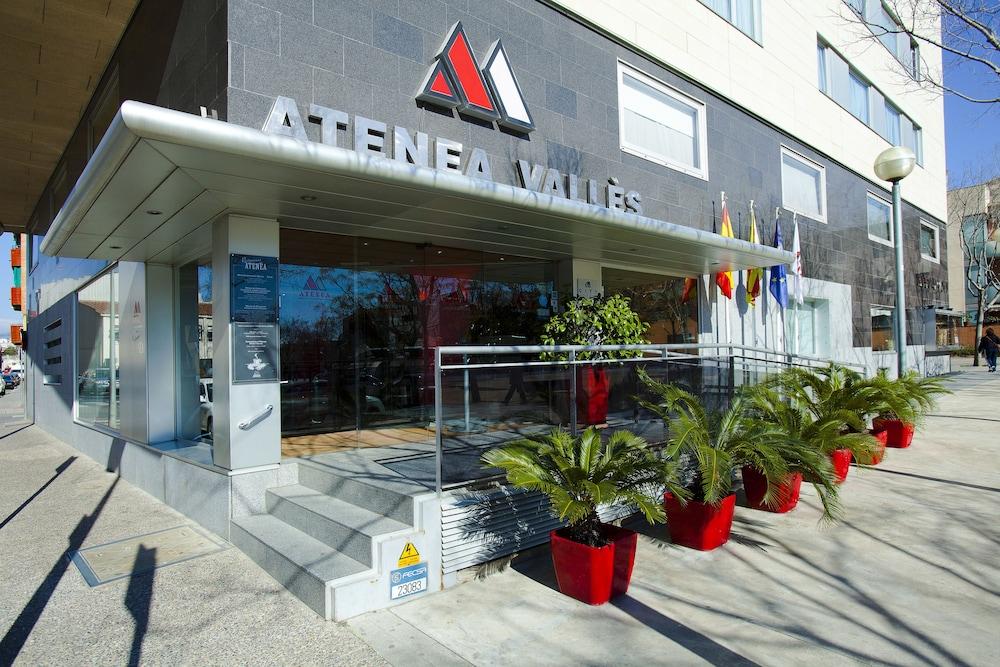 Aparthotel Atenea Valles, Granollers