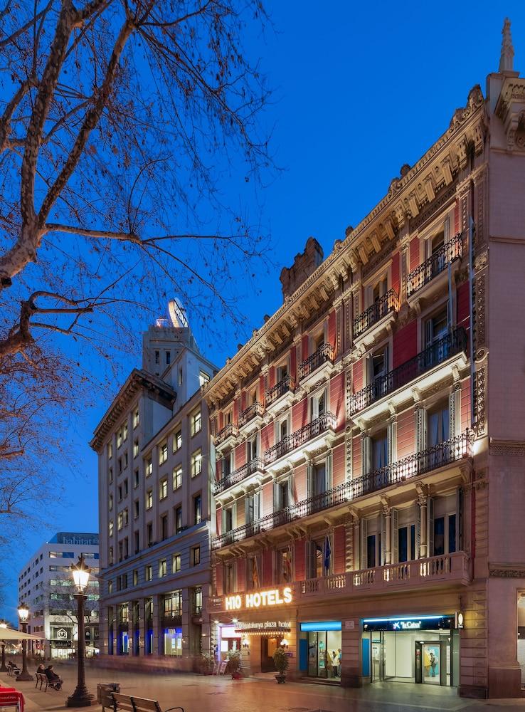 h10 catalunya plaza barcelona espa a hoteles en