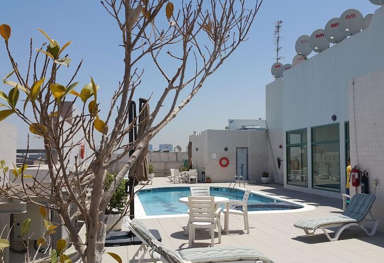 Pearl Residence Hotel Apartments, Dubai, Outdoor Pool