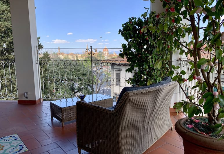 Hotel David, Florence, Superior Room, City View, Guest Room