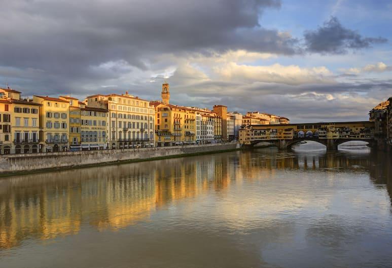 Hotel Berchielli, Firenze, Utvendig