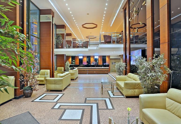 Grand Madrid Hotel, Istanbul, Hala