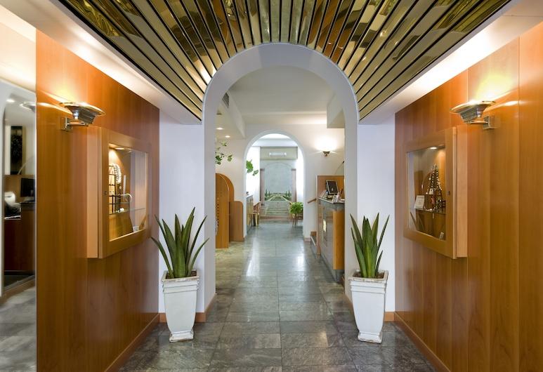 Hotel Fenice Milano, Milanas, Vidinis įėjimas