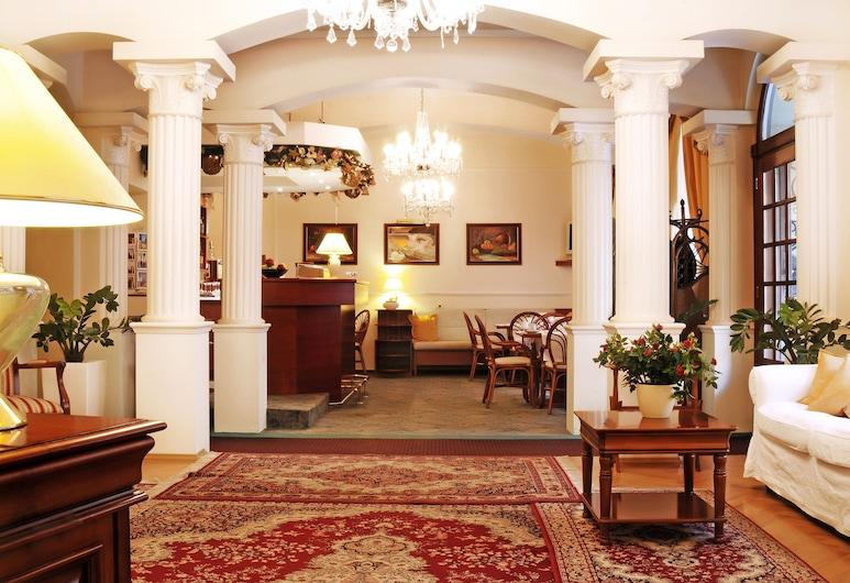 Hotel Louren, Prag, Lobby