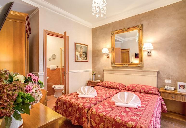 Hotel Caravaggio, Rome, Chambre Double, Chambre