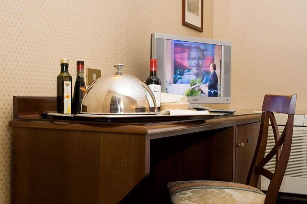 Doppelzimmer zur Einzelnutzung - Zimmerservice