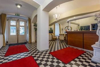 Nuotrauka: Hotel Graf Stadion, Viena