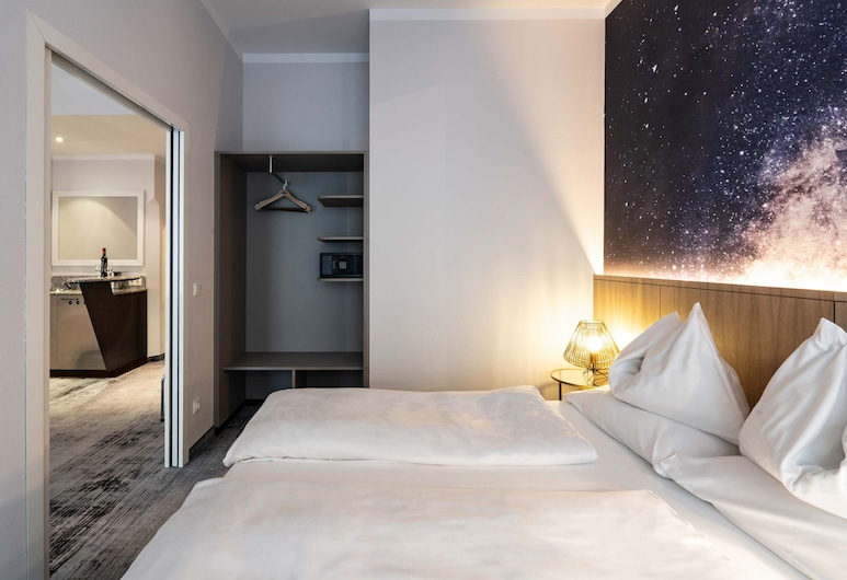 Starlight Suiten Hotel Salzgries, Vienna, Superior Suite, Guest Room