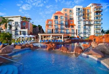 在马萨特兰(及周边地区)的埃尔西德丽娜海滩酒店照片
