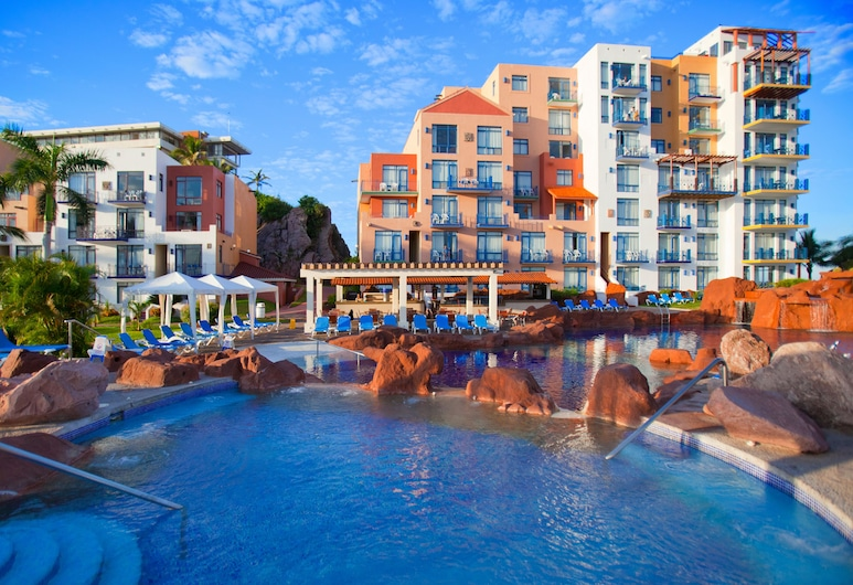 El Cid Marina Beach Hotel, Mazatlan
