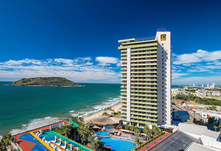 El Cid El Moro Beach Hotel, Mazatlan