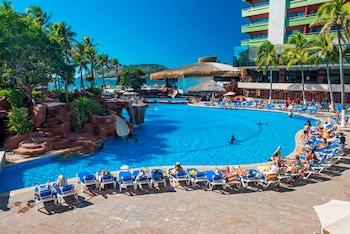 תמונה של El Cid El Moro Beach Hotel במזטלן