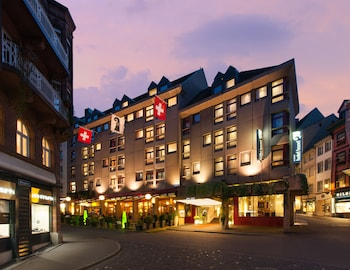Bild vom Hotel Basel - Da wohnen, wo Basel lebt! Basel (und Umgebung)