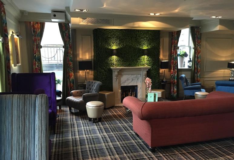 Hotel Indigo Edinburgh - Princes Street, Edinburgh, Hotellounge