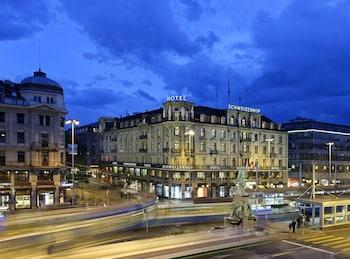 ภาพ โรงแรมชไวเซอร์โฮฟ ซูริค ใน ซูริค