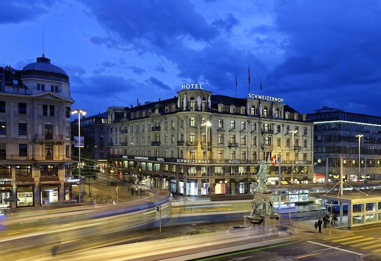 Hotel Schweizerhof Zürich, Zurich