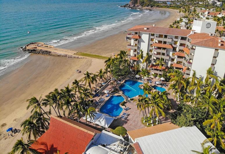 Luna Palace Hotel and Suites, Mazatlan, Beach