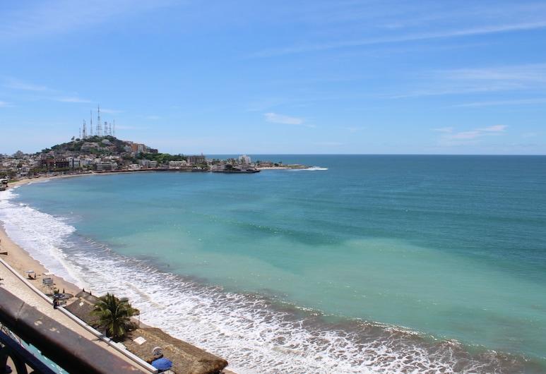 Hotel Playa Marina, Масатлан, Пляж