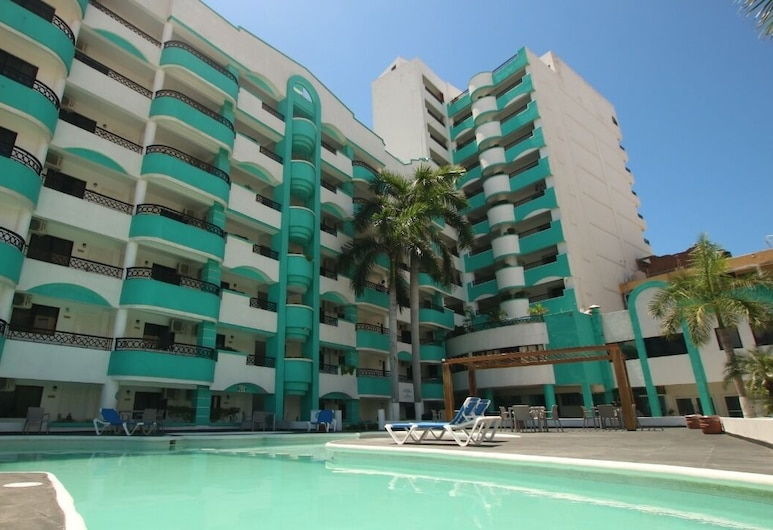 Hotel Playa Marina, Mazatlán