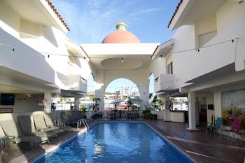 Foto del Hotel & Suites Las Palmas en San José del Cabo