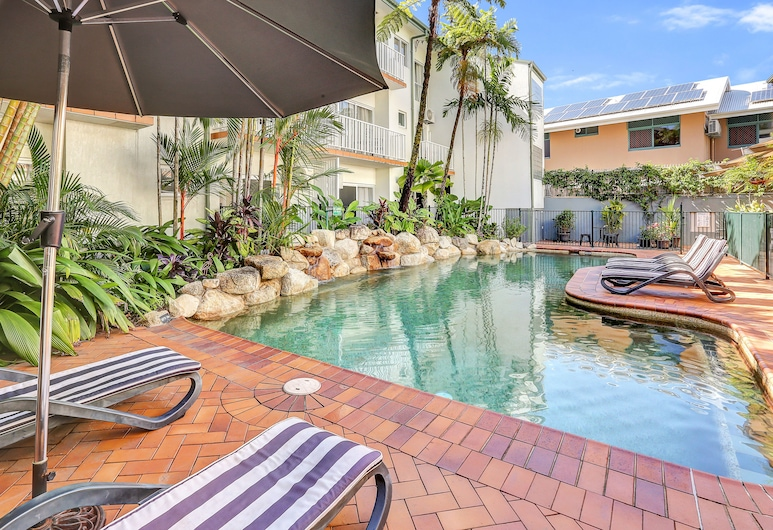 Coral Tree Inn, Cairns, Outdoor Pool
