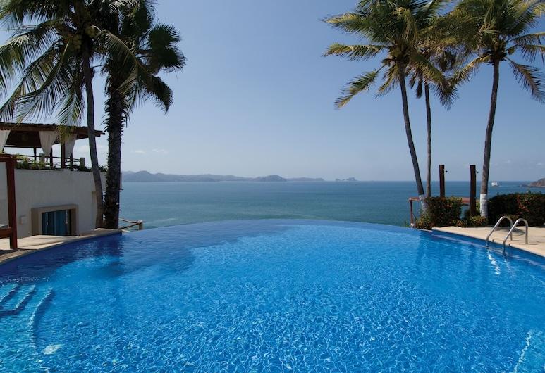 Punta Serena All Inclusive - Adults Only, Tenacatita, Infinity Pool