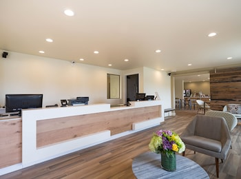 Selline näeb välja Hotel Focus SFO, South San Francisco