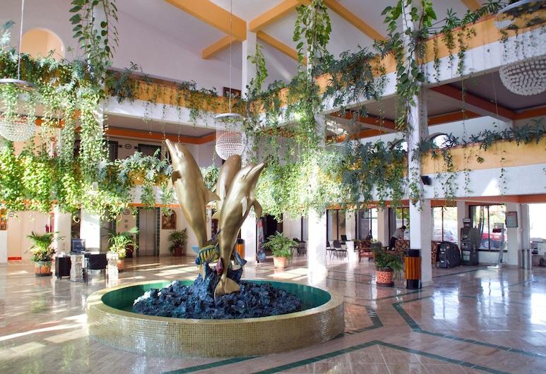 Hotel Cozumel & Resort, Cozumel, Vstupní prostor zevnitř