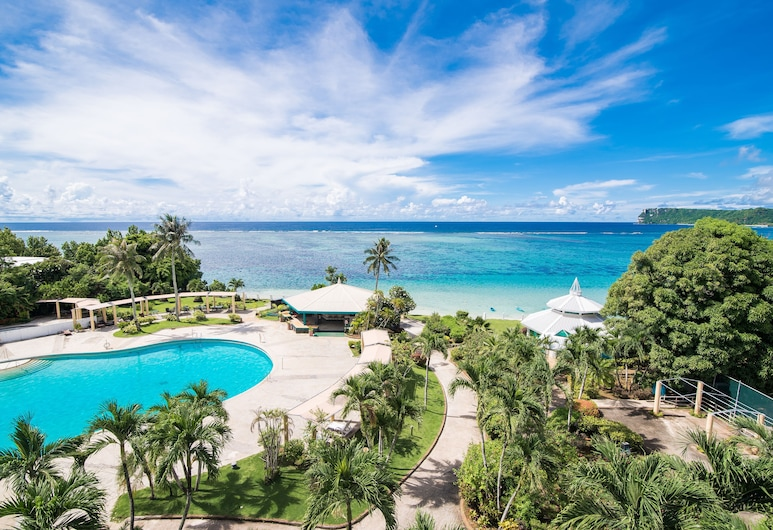 Pacific Star Resort and Spa, Tamuning, Property Grounds