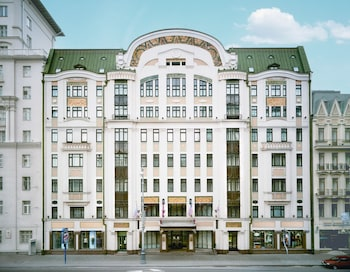 Picture of Moscow Marriott Tverskaya Hotel in Moscow
