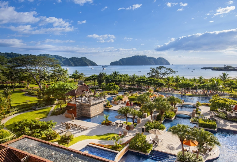 羅蘇諾思萬豪海洋酒店及高爾夫度假村, 嘉科