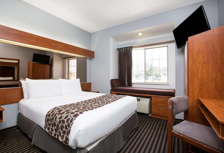 Microtel Inn & Suites by Wyndham Garland/Dallas, Garland, Kamar, 1 Tempat Tidur Queen, akses difabel, non-smoking (Mobility Accessible), Kamar Tamu