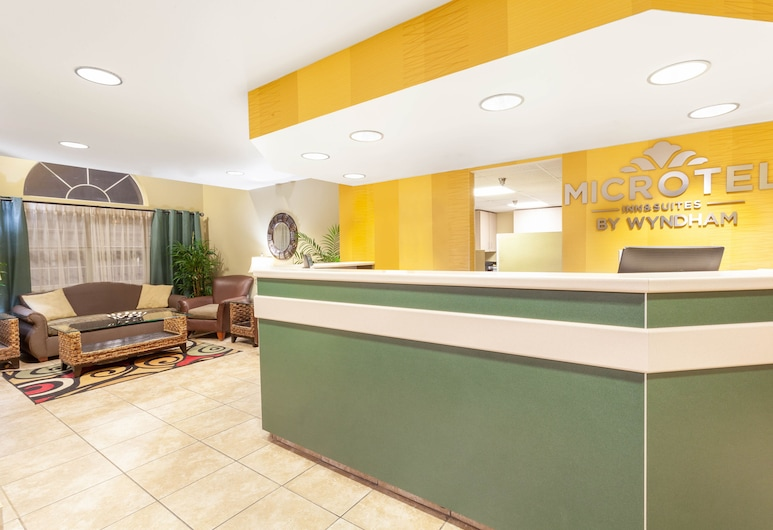 Microtel Inn & Suites by Wyndham Gulf Shores, Gulf Shores, Recepcja