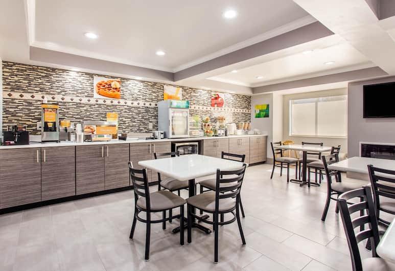 Quality Inn & Suites, Myrtle Beach, Kahvaltı Alanı