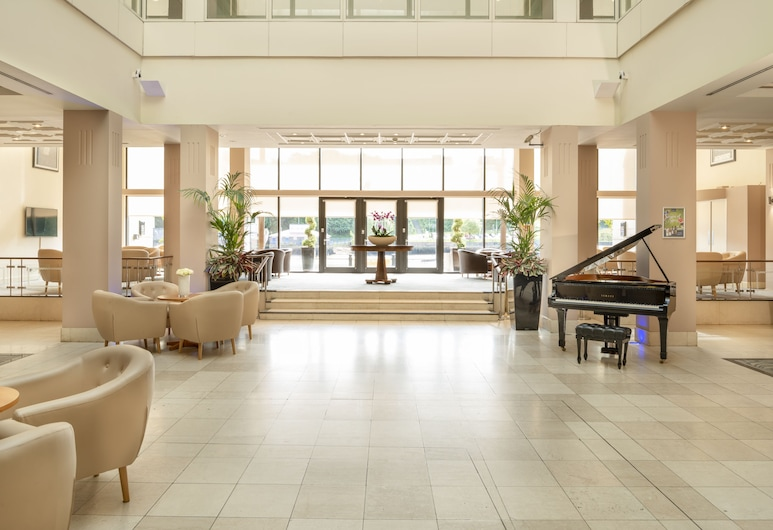 Copthorne Hotel Newcastle, Newcastle-upon-Tyne, לובי