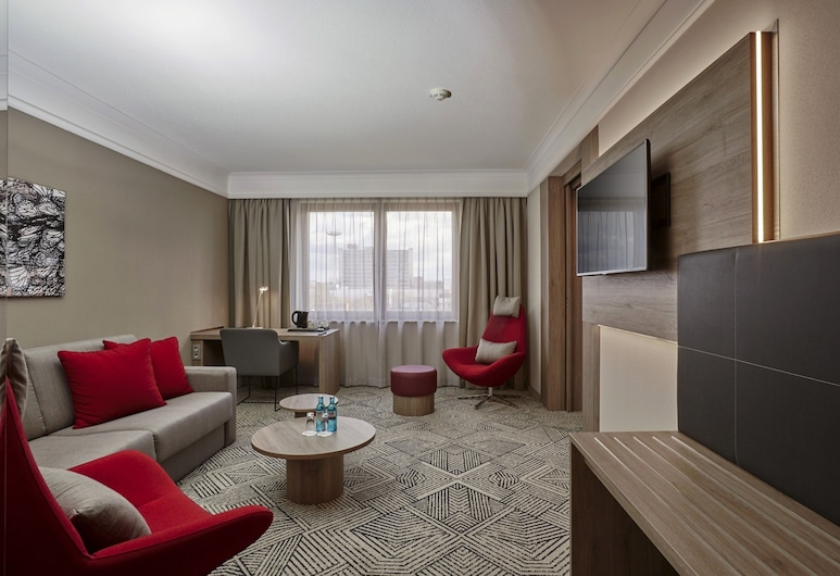 H4 Hotel Hannover Messe, Латцен, Полулюкс (includes access to Executive Lounge), Номер