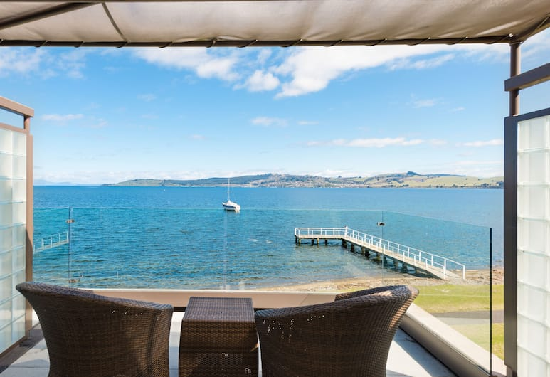 Millennium Resort Manuels, Taupo, Superior Twin Room with Lake View, Guest Room View