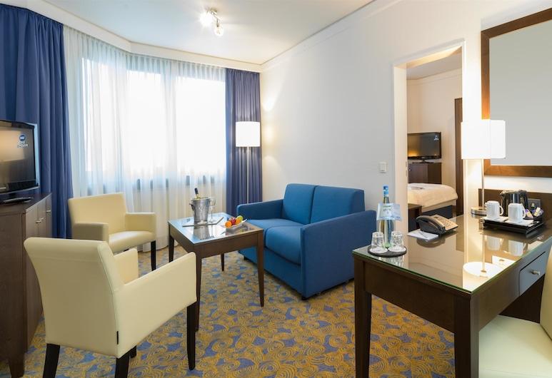 Best Western Hotel Trier City, Трир, Полулюкс, 1 двуспальная кровать (Cozy Sitting Corner), Номер